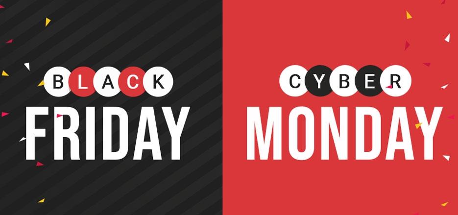 تفاوت Black Friday و Cyber Monday
